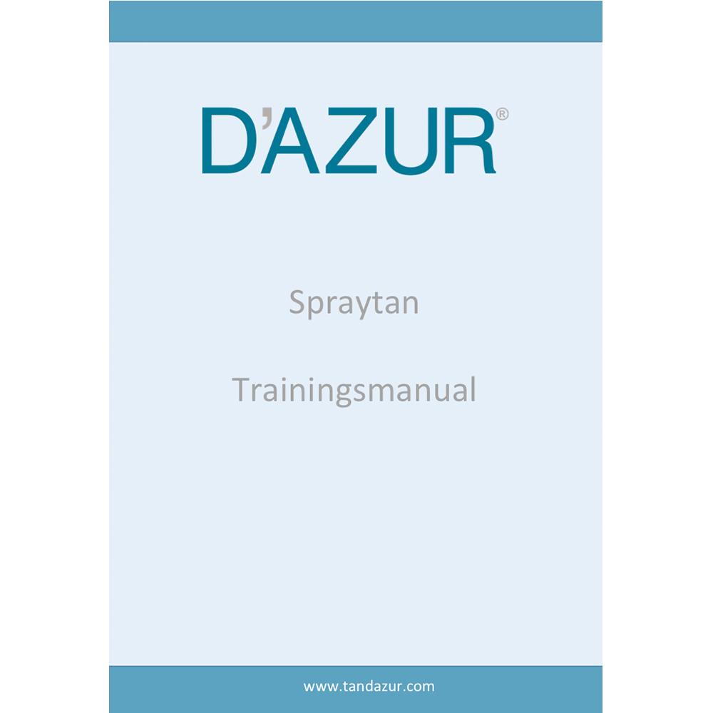 Spraytan Training