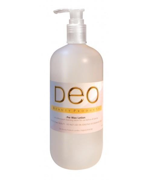 Deo Pre Wax Cleansing Gel 500 ml