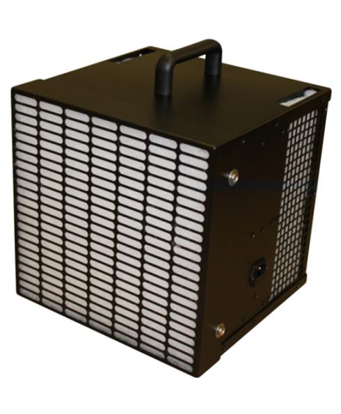 Vortex extractor unit