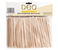 Deo Eyebrow Spatulas 200 pieces
